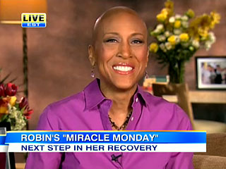 Robin Roberts: 'I'm Coming Home'