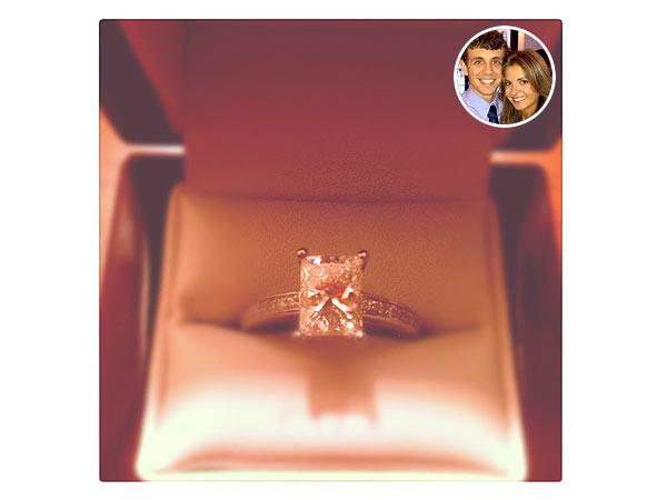 Helene Eksterowicz Engagement Ring