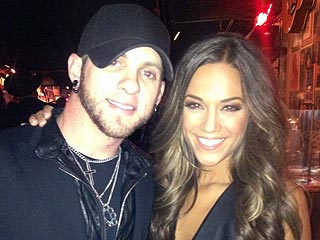 Brantley Gilbert and Jana Kramer Are Engaged!