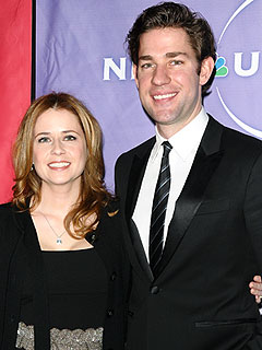 Why Jenna Fischer Cried over John Krasinski&#39;s Office Casting
