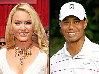 Is Lindsey Vonn Dating Tiger Woods?