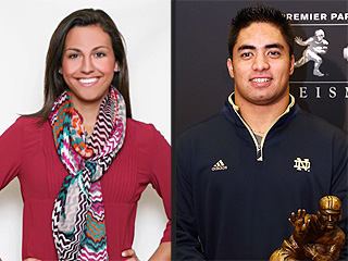 Manti Te'o's Real Ex-Girlfriend Speaks Out: He Was the Victim of a Hoax