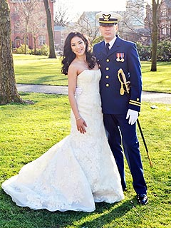 All About Michelle Kwan's Wedding Dress | Michelle Kwan