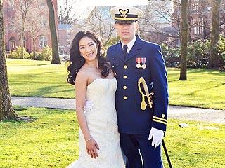 All About Michelle Kwan's Wedding Dress | Michelle Kwan
