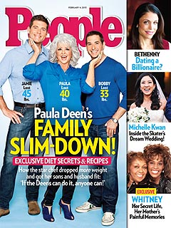 How Paula Deen and Her Family Lost 178 Lbs. Together | Paula Deen