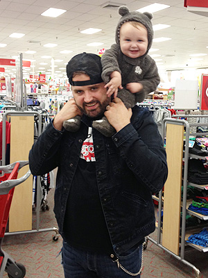 Randy Houser Bedtime Routine with Son
