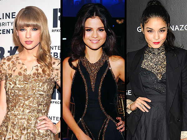 Selena Gomez on Vanessa Hudgens, Taylor Swift