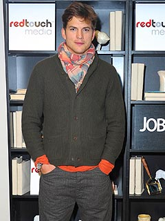 Ashton Kutcher Parties in Sundance After jOBS Premiere | Ashton Kutcher