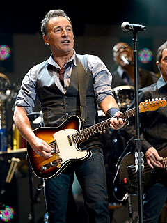 Why Country Singer Eric Church Loves Bruce Springsteen