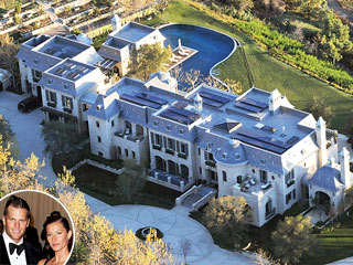 PHOTOS: Tom & Gisele's $20 Million Home Has a Moat