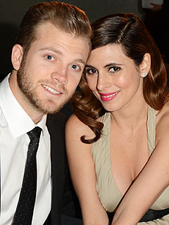 Cutter Dykstra Jamie-Lynn Sigler Pregnant Expecting First Child