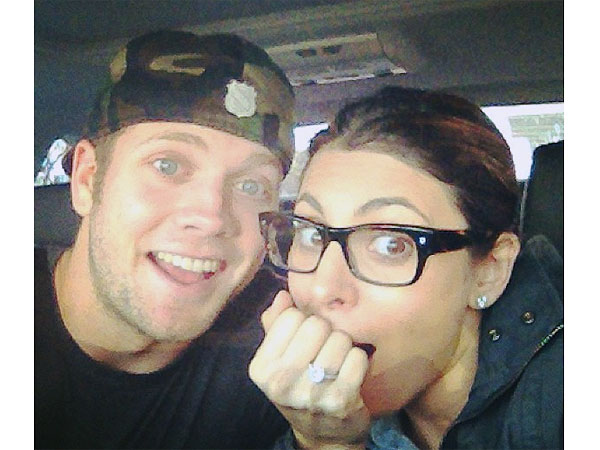 Jamie-Lynn Sigler Is Engaged to Cutter Dykstra