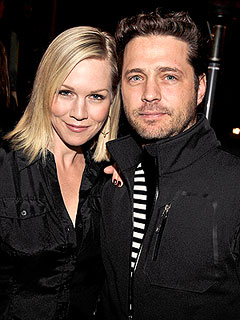 Jason Priestley Jokes Jennie Garth Was on the &#39;Heartbreak Hotel Diet&#39; | Jason Priestley, Jennie Garth
