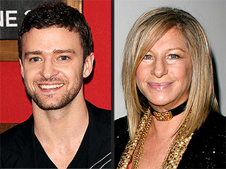 Justin vs. Barbra: Who&#39;s More Excited for These Performances &#8211; You or Your Mom? | Barbra Streisand, Justin Timberlake