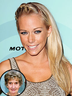 Kendra Wilkinson Remembers Hef's Late Secretary
