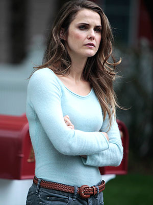 Keri Russell on Home Burglary: 'The Police Were So Great' | Keri Russell