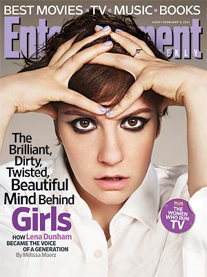 Lena Dunham Warns She's Not Done Getting Naked on Girls| Girls, Bodywatch, Lena Dunham