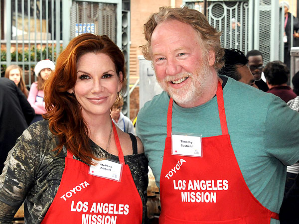 Melissa Gilbert Engaged to Thirtysomething's Timothy Busfield