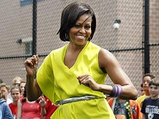 Grammy Insider: What's on Michelle Obama's Playlist? | Michelle Obama