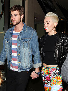 Liam's Return Has Miley In 'the Best Mood' | Liam Hemsworth, Miley Cyrus