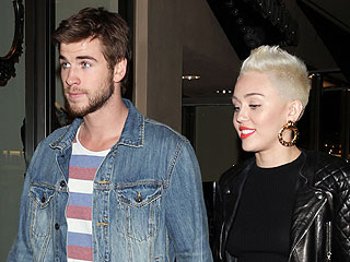 Miley&#39;s Engagement Ring Off Again After Argument with Liam | Liam Hemsworth, Miley Cyrus