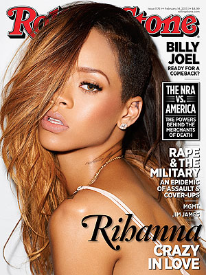 Rihanna Comes Clean About Romance with Chris Brown| Couples, Scandals & Feuds, Chris Brown, Rihanna