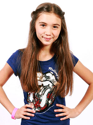 11-Year-Old Cast as Cory and Topanga's Daughter on Girl Meets World