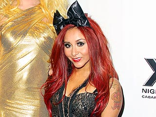 Snooki: Losing 44 Lbs. After Baby 'Wasn't Easy' | Nicole Polizzi