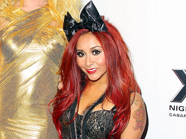 Snooki Sheds Her Baby Weight; Jersey Shore Star Loses 44 Lbs.