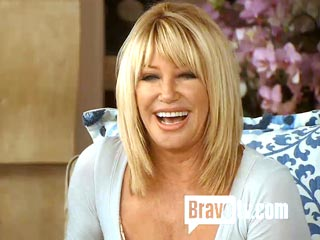 Suzanne Somers Talks Sex with The Real Housewives of Beverly Hills