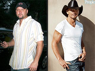 How Tim McGraw Got His Rock-Hard Abs