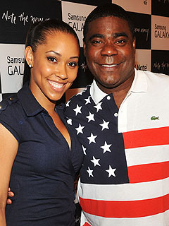 Tracy Morgan Welcomes Daughter Maven Sonae