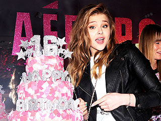 Who Was Chloe Moretz's Sweet 16 Surprise? Julianne Moore!