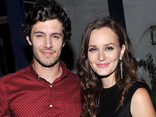 Leighton Meester 'Very Happy' After 'Super Intimate' Wedding