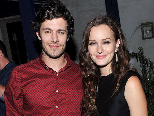 Leighton Meester Engaged to Adam Brody