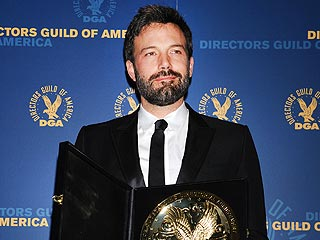 Ben Affleck Calls Wife Jen 'Best Person in the World' after DGA Awards Win | Ben Affleck