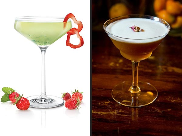 Recipes: Valentine's Day Cocktails for Your Sweetheart