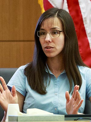 Jodi Arias Testifies She Killed Lover in Self-Defense