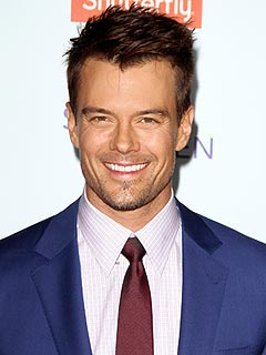 Josh Duhamel Talks to Unborn Child