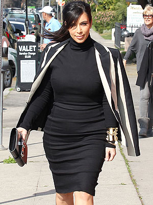 Kim Kardashian Seeks Speedy Divorce for Baby's Sake