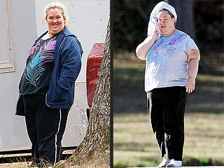 PHOTO: Honey Boo Boo&#39;s Mama June Loses More Than 100 Lbs.!