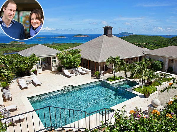 William and Kate - Inside Their Private Vacation in Mustique