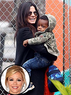 Was Sandra Bullock&#39;s Son Louis the Baltimore Ravens&#39; Lucky Charm?