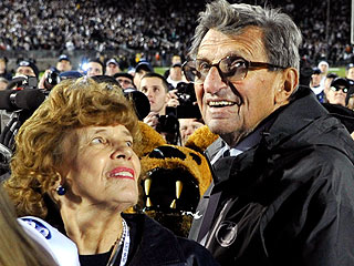 Joe Paterno's Widow Speaks Out About Her 'Rigidly Moral' Husband