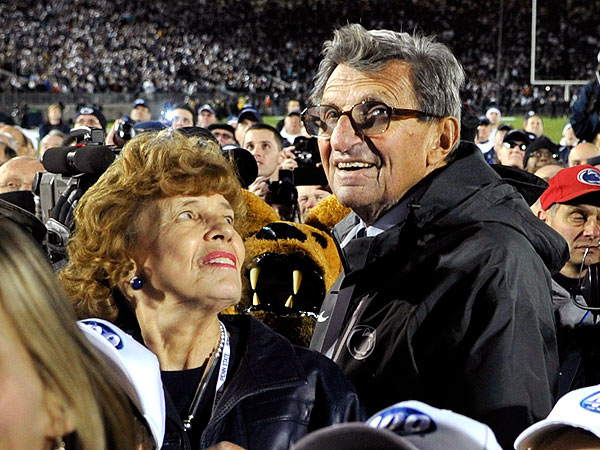 Sue Paterno: Joe Paterno's Widow Speaks Out on Sandusky Scandal