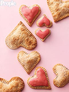 Make Catherine McCord's Heart Tarts