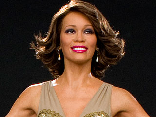 Check Out Whitney Houston&#39;s (Amazing) Wax Figures
