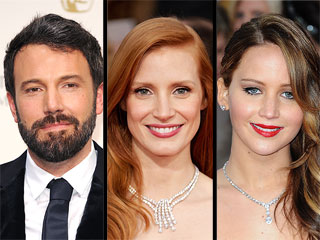 Which Nominees Will Also Present at Oscars? | Ben Affleck, Jennifer Lawrence, Jessica Chastain