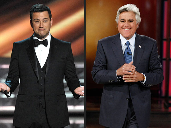 Jimmy Kimmel: Jay Leno Has No Feelings
