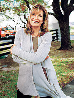 Linda Gray Reflects on Her Resurgence and Missing Larry Hagman | Linda Gray
